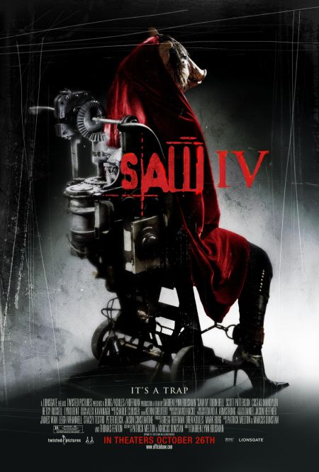 Saw IV (2007) BluRay 720p & 1080p