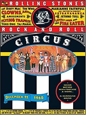 Where to stream The Rolling Stones Rock and Roll Circus