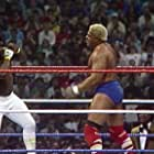 Bruce Reed, Sylvester Ritter, and Ken Johnson in WrestleMania III (1987)