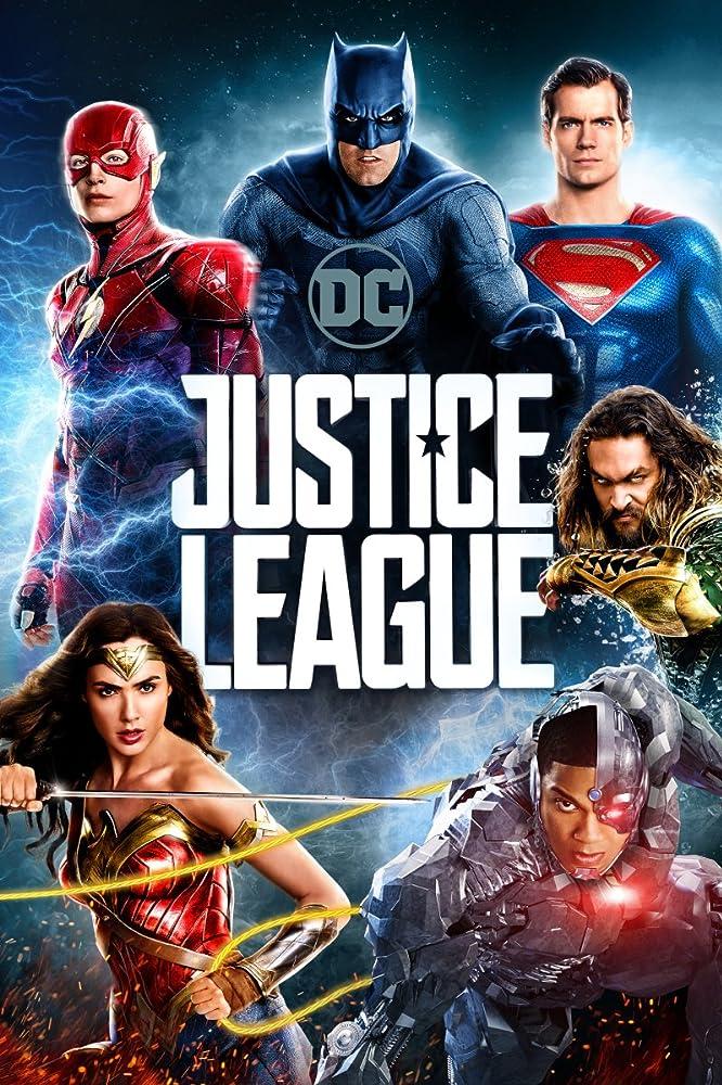 ליגת הצדק (2017)