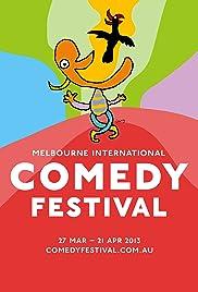 Melbourne International Comedy Festival Poster