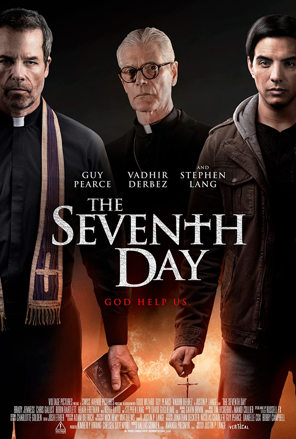 The Seventh Day 2021 English 720p HDRip 800MB | 280MB Download