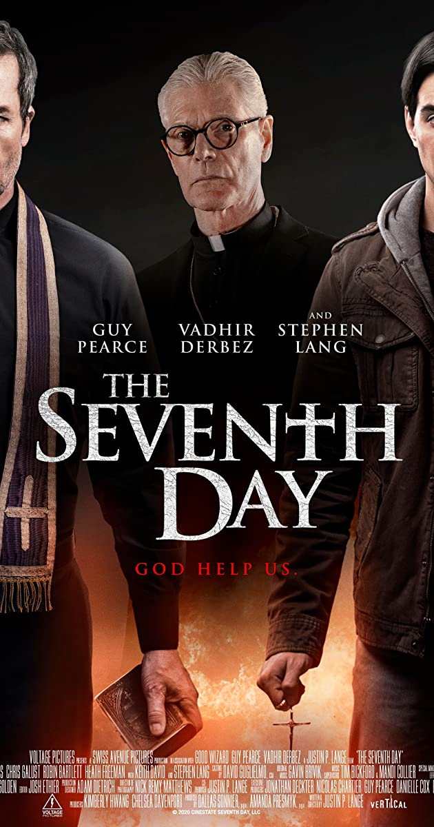 The Seventh Day (2021) Tamil Dubbed (Voice Over) & English [Dual Audio] WebRip 720p [1XBET]