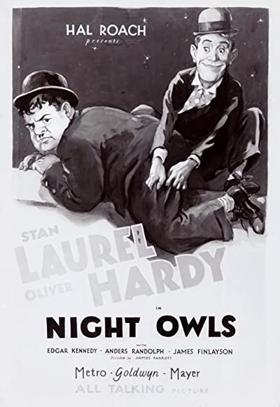 Night Owls (1930) DVDRip