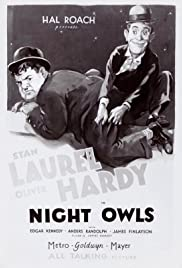 Night Owls Poster