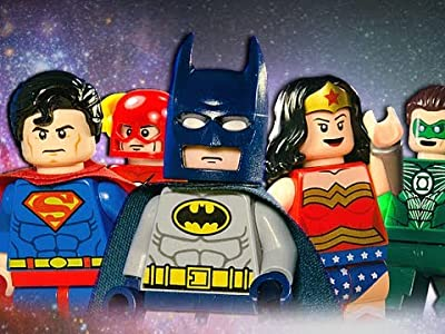 Lego Justice League 720p movies