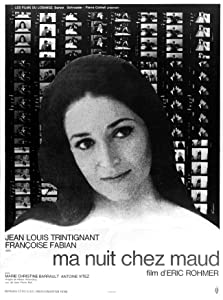 Movie to watch 2018 Ma nuit chez Maud [HDRip]