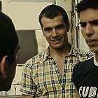 Toni Cantó, Milton García, and Reinier Díaz in La partida (2013)