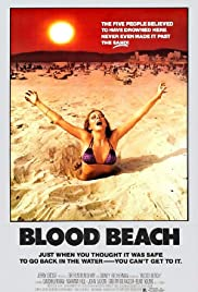 Blood Beach Poster