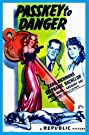 Passkey to Danger (1946) Poster
