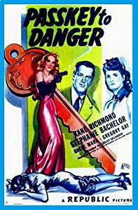 Movie media download Passkey to Danger USA [480i]