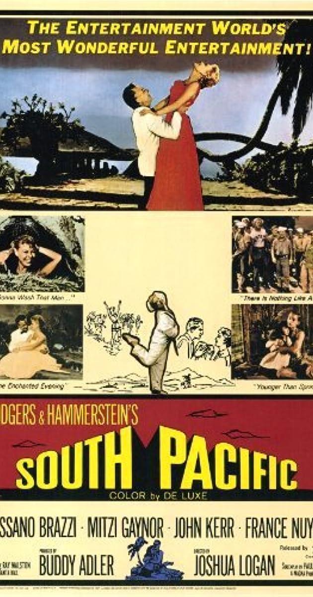 South Pacific (1958) - IMDb