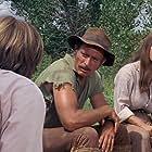 Lee Van Cleef and Marie Gomez in Barquero (1970)