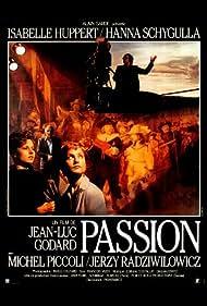 Isabelle Huppert, Michel Piccoli, Jerzy Radziwilowicz, and Hanna Schygulla in Passion (1982)