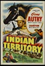 Indian Territory (1950) Poster