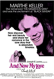 And Now My Love(1974) Poster - Movie Forum, Cast, Reviews