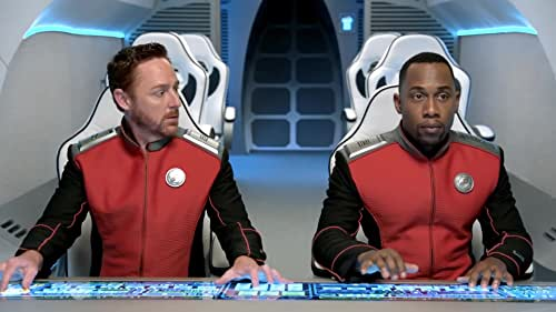 """Watch the Comic-Con Trailer for """"The Orville."""" Season 2 premieres  Sunday, December 30!"""