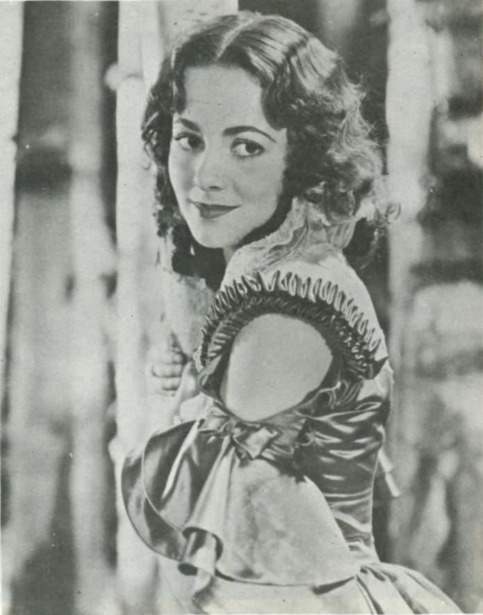 Olivia de Havilland in A Midsummer Night's Dream (1935)