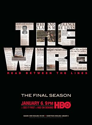 Download The Wire {All Episodes} 480p English [Season 1-5] (150MB)