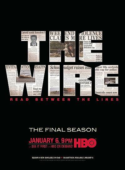 The Wire Season 1 COMPLETE BluRay 480p, 720p & 1080p