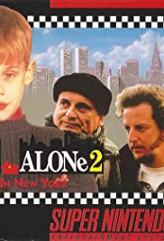 Home Alone 2: Lost in New York(1992) Poster - Movie Forum, Cast, Reviews