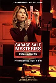 Garage Sale Mysteries: Picture a Murder Poster