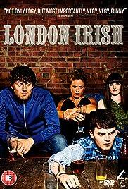 London Irish Poster
