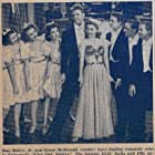 Dorothy Babb, Dan Dailey, Roland Dupree, Joe Geil, Grace McDonald, Jane McNab, Jean McNab, Dolores Mitchell, Tommy Rall, Robert Scheerer, and The Jivin' Jacks and Jills in Give Out, Sisters (1942)