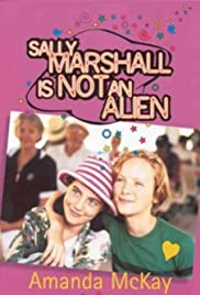 Sally Marshall Is Not an Alien Poster