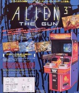 Alien³: The Gun (1993)