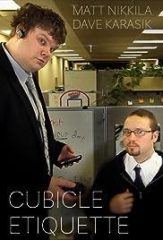 Training Wheels Presents: Cubicle Etiquette Poster