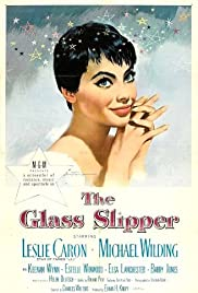 The Glass Slipper Poster