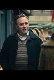 Agnes O'Casey and Paul Hilton in Ridley Road (2021)