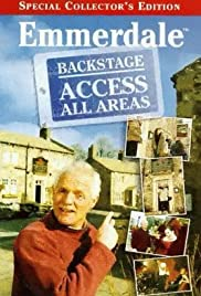 Emmerdale - Backstage - Access All Areas Poster