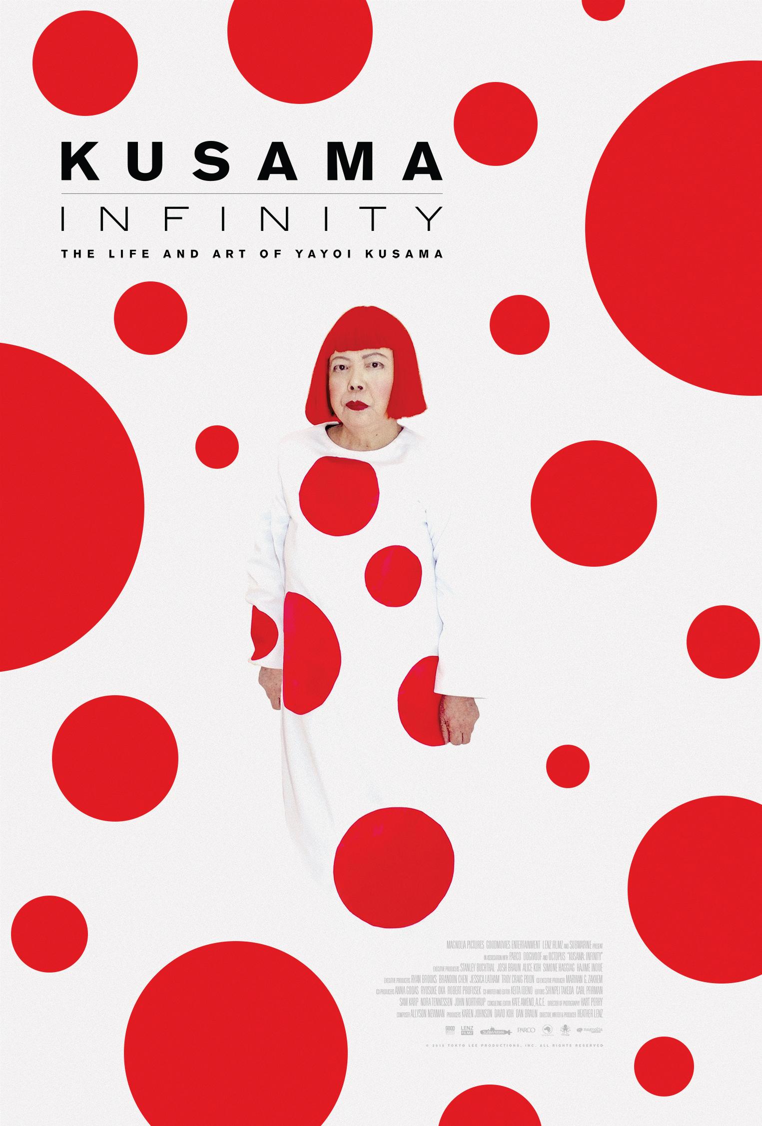 Kusama: Infinity (2018) DVDRip