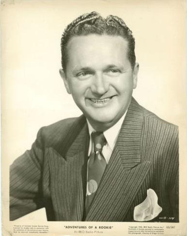 Wally Brown in The Adventures of a Rookie (1943)