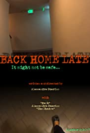 Back Home Late Poster