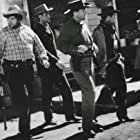 Brian Donlevy, Frank Albertson, and Andy Devine in When the Daltons Rode (1940)