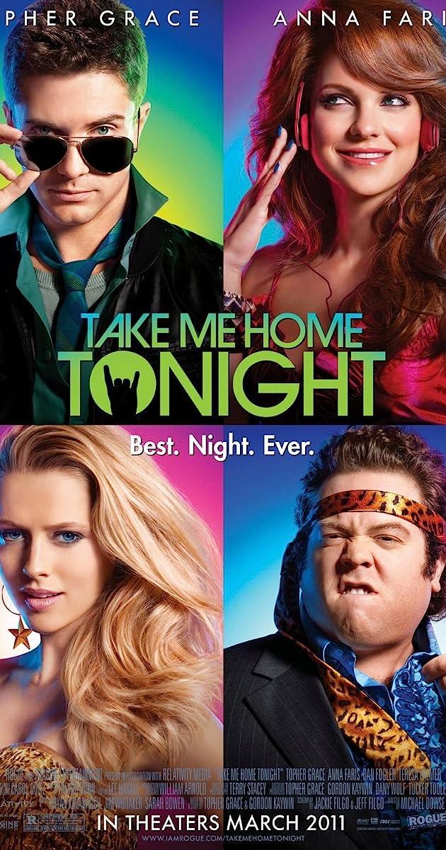 Subtitle of Take Me Home Tonight