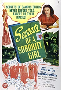Primary photo for Secrets of a Sorority Girl
