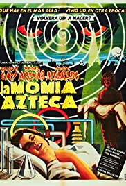 The Aztec Mummy (1957) with English Subtitles on DVD on DVD