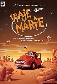 Viaje a Marte Poster