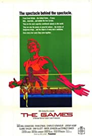 The Games(1970) Poster - Movie Forum, Cast, Reviews