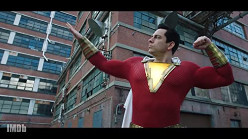 Zachary Levi Is a Perfect Fit for 'Shazam!' But Not for His Super Suit