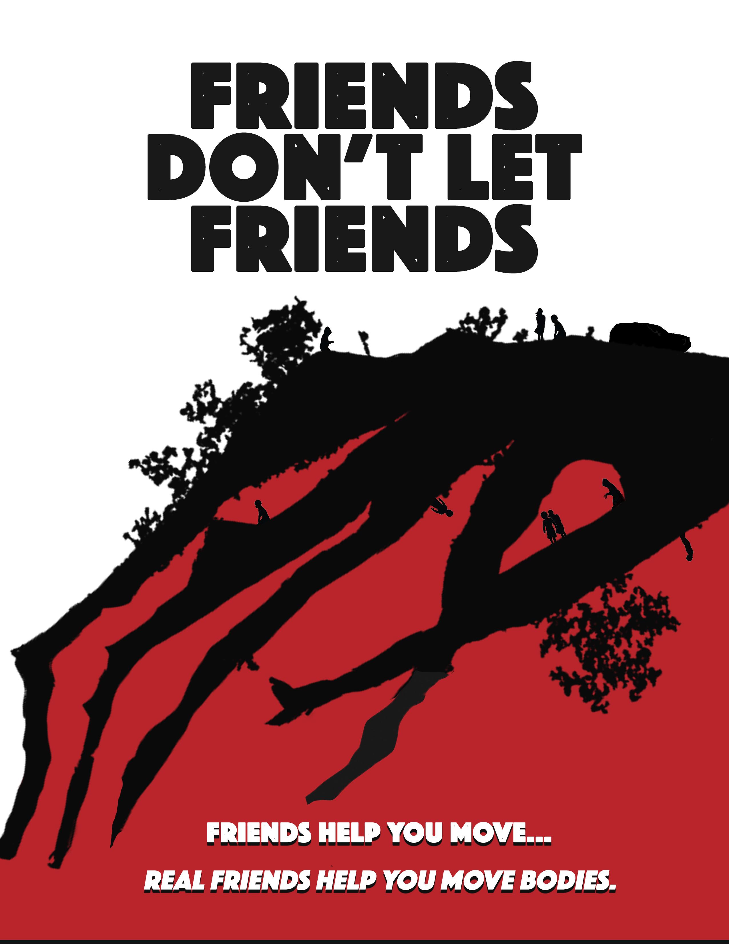 Friends Don't Let Friends (2017) BluRay 720p