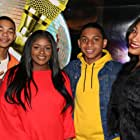 Sha'Nya Harris, Cam Anthony, Ronaya Simone Reeves, and Jabez Griggs in The Road to Truth (2019)