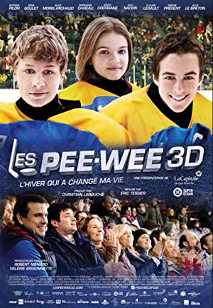 Where to stream The Pee-Wee 3D: The Winter That Changed My Life