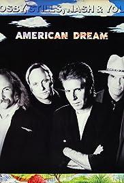 Crosby, Stills, Nash, & Young: American Dream Poster