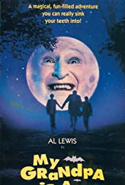 My Grandpa Is a Vampire (1992) starring Al Lewis on DVD on DVD