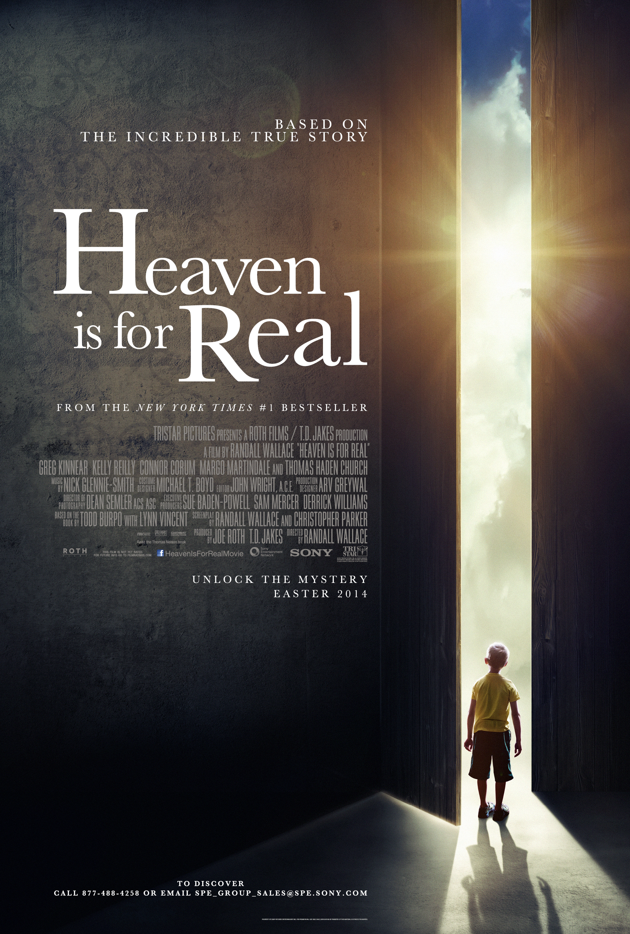 Heaven Is For Real 2014 Imdb